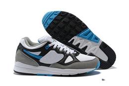 watch 82995 519b4 Nike Air Span II 2018 Livraison gratuite Vente chaude Air Span II 2 vieux  papa chaussures mode pour hommes de loisirs sauvages usure courir Sneakers  taille ...
