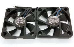 kühler 5v adda Rabatt Neue Original ADDA AD0505LX-G70 5 V 0.12A 50 * 50 * 10 MM 5 CM lüfter 1 satz 2 stücke