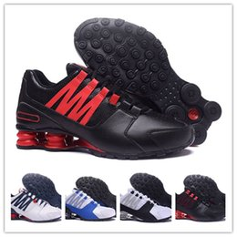 Discount shox shoes - 2018 Mens Shox Avenue 802 Designer Shoes New Mens  Outdoor Walking Athletic b9375a43f