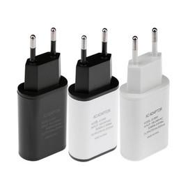 nuevos teléfonos inteligentes Rebajas Nuevo portátil de la UE EE. UU. Enchufe 5 V 2A de Carga Rápida de Pared de Viaje Teléfono Móvil Adaptador de Cargador USB Para Samsung LG HTC Teléfono Celular Teléfono Inteligente