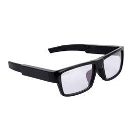 Wholesale Eyeglasses Holes - Spy Hidden Camera No Hole Smart Eyeglasses Built-in 16GB Storage Automatic Cycle Video Recorder Portable Security Cam HD 1080P