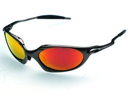 Wholesale original cycling glasses - Original Men Romeo Cycling Glasses Polarized Aolly Juliet X Metal Riding Sunglasses Goggles Brand Designer Oculos