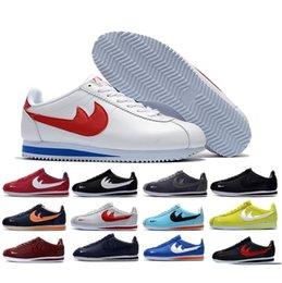 Wholesale Pvc Net - Drop shipping Hot new 2017 men and women cortez shoes leisure nets shoes fashion outdoor shoes size 36-44