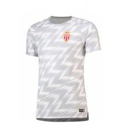 monaco UK - Top Thailand AAA+++2018 19 Monaco Soccer Jerseys FALCAO MBAPPE HAZARD shirt DEMBELE BAR shirt COUTINHO ICARDI football training uniform