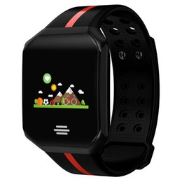 resin heart large Promo Codes - Fitness Smart Watch Men Women Large Screen Heart Rate Monitor Blood Pressure Pedometer Running Touch Sport Intelligent Watch