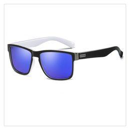 Gli occhiali da sole di moda polarizzati online-Occhiali da sole polarizzati moda occhiali di rivestimento a prova di raggi ultravioletti Sport Driving ciclismo occhiali presenti ornamento Vogue e abbagliante vendita calda