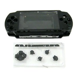 Reparación de vivienda completa Mod Case + Buttons Replacement para Sony PSP 1000 Console desde fabricantes