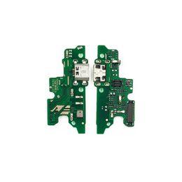 Riparazione del caricabatterie online-1pcs USB Dock Connettore di ricarica Connettore Caricabatterie Posteriore Posteriore Spina Cavo Flex per Huawei Honor 6X Parti di ricambio di ricambio
