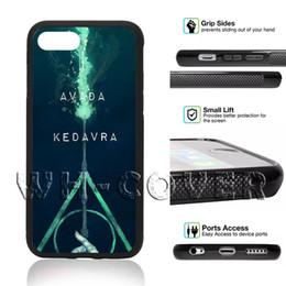 Étui de téléphone Harry Potter Lord Voldemort HR4 le saint patron Patron des morts de la mort Film pour iPhone iX i8 i8 Plus i7 i7 i6 i6s SE T6 ? partir de fabricateur