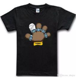 Camiseta amarilla barata online-Barato Amarillo Larga camiseta dividida Best Boys Dinosaur Shorts T Shirt