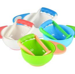 Baby Kid Learn Plats Bol à moudre Broyage à la main Complément alimentaire ? partir de fabricateur