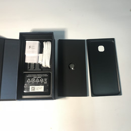 samsung micro usb otg cable Promotion Usine Cellphone Boxes Avec Chargeur USB + Câble USB + Adaptateur Micro USB OTG + Ecouteur Pour Samsung Galaxy S7 Bord G935A G935V G935P G935T