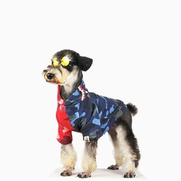 black poodle dogs Coupons - Shark Splicing Sweater Dog Apparel Spring Autumn Coats Schnauzer Poodle Jackets Frise Pup Outerwears Pet Supplies Clothes 27yh5 bb
