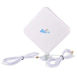 Huawei 4g 3g онлайн-Компания Huawei B525 по 35dbi 3G или 4G LTE в длинный диапазон сигнала антенны(маршрутизатор, не включенными)