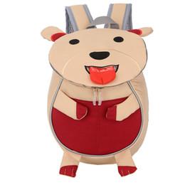 Рюкзак дети школа рюкзак дети школьный ранец для девочки и мальчики маленький рюкзак животных ребенок от