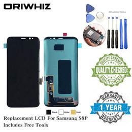 2019 s4 écran tactile remplacements Pour Samsung Galaxy S8 Plus S4 i9500 i9505 i9506 i337 promotion s4 écran tactile remplacements