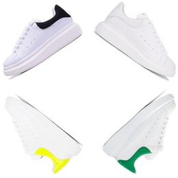 5600d75738bd0e Autentica scarpa di lusso Mc Queen run Ultra in pelle da uomo Sneaker  zapatos rialzato bianco nero viola moda piattaforma donne designer scarpe  scarpe