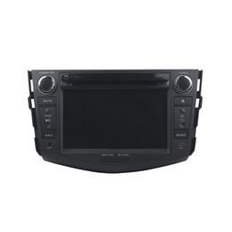 Wholesale Toyota Rav4 Dvd Player Gps - High quality 7inch Andriod 6.0 Car DVD player for Toyota RAV4 2006-2012 with GPS,Steering Wheel Control,Bluetooth, Radio