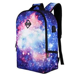 China NIBESSER USB Headset Charging Business Travel Starry Sky Backpack  Women Shoulder Bag Student Bag Multi 0f8e2d8455d47