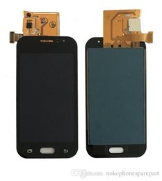 digitizer touch galaxy ace Coupons - LCD For Samsung Galaxy J1 Ace J110 LCD Display Touch Screen Digitizer Assembly for J1 Ace Duos Can not adjust brightness