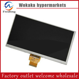 Wholesale Tft Lcd Tablet - New 7INCH 40PIN 163*97 LCD TFT Screen FOR Digma HIT HT 7070MG HT7070MG TABLET LCD Display replacement Free Shipping