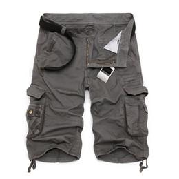 86 Mens Cargo Shorts Marke Neue Armee Camouflage Tactical Shorts Männer  Coon Lose Arbeit Lässige Kurze Hosen Plus Größe 4bb97da0ff
