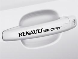 12Pcs Pour Sticker Decal RENAULT Sport Porte Decal Stickers Autocollants Megane TOUTE COULEUR ? partir de fabricateur