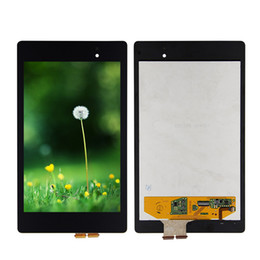 Wholesale asus google nexus lcd - For ASUS Google Nexus 7 ME571 ME571K K008 2nd 2013 LCD display Touch Screen Digitizer Assembly Free Tools