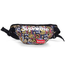 Wholesale Fashion Waist Packs - Brand Bags Waist Bag Men Women Desinger Waistpacks Bags Sport Outdoor Packs Cycling Bag Totes Classic Zipper Bags 26 Styles