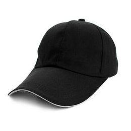 Wholesale advertising caps - Sunproof Visor Sun Hats Hot Canvas Advertising Cap Women Men Sports Golf Baseball Caps Adjustable Snapback Hip Hop Dance Hat