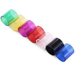 Subox mini reemplazo de vidrio online-Tubo de vidrio de repuesto 7PCS / pack para melo 2 / Micro TFV4 5 ml / subtankmini-c / Subox Mini-c ijust 2 / Siren 2 MTL