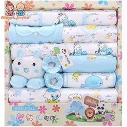 1 anzüge geschenkboxen baumwolle baby kleidung neugeborenen geschenkboxen sommer neugeborenes baby sets vollmond mütterlichen und säugling supplie von Fabrikanten