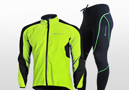 el bikes Coupons - Racing suits wholesale autumn winter warm suit mountain bike riding suit bicycle riding racing clothing