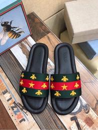 c52d97ee064b4e Classic slip slipper 207558 Men Slippers Slippers Drivers Sandals Slides  Sneakers Leather Slipper