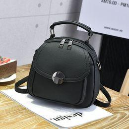 Wholesale kids black tote purse - 5 colors shoulder bag tote bag backpack designer handbags messenger bag for kids school tote purses and handbags