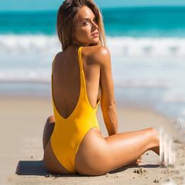 9c3748f95c2be 10pcs One Piece Swimsuit Female Backless Swimwear Women Bodysuit Beachwear  2018 May Women s Beach Girls Swimwear Bathing Suit Monokini