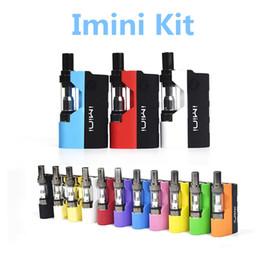 Velas para cera on-line-1pc Original Imini Grosso Oil Cartuchos vaporizador Kit 500mAh Box Mod Battery 510 Tópico Liberdade V1 0,5 ml Tanque Wax Vape de arranque Vapor
