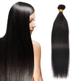 2019 коричневые камбоджийские волосы переплетаются Mtmei Бразильские Прямые Волосы 100% Человеческих Волос Weave Связки 1 Шт. Натуральный Цвет 10-26 дюймов Не Реми Волосы Могут Окрашиваться