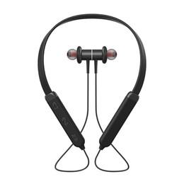 2019 auriculares bluetooth hi fi Auriculares inalámbricos Banda para el cuello Auriculares deportivos Cancelación de ruido Bluetooth V4.2 en la oreja A prueba de sudor Auriculares Magnético Hi-Fi estéreo DHL EAR323 rebajas auriculares bluetooth hi fi