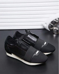 Wholesale Sports Loafers Shoes - 2018 superstar SPORT LUXURY loafers DESIGN BRAND dESIGNER flats Leather SNEAKERS MENS RUNNERS ALL black Skateboard SHOES