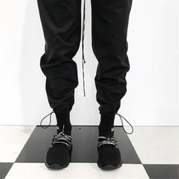 7cc0d9f9120 Men women long pants hip hop kanye west jogger streetwear harajuku loose  trousers sweatpants patns cargo pants