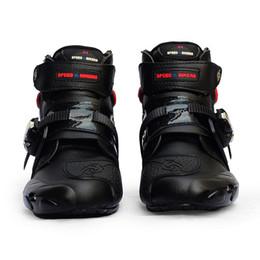 NOUVEAU Hot Boots de moto SPEED BIKER BOOT Chaussures de course Riding Tribe Moto Riding Moto Boot Bato Bottes de motocross ? partir de fabricateur