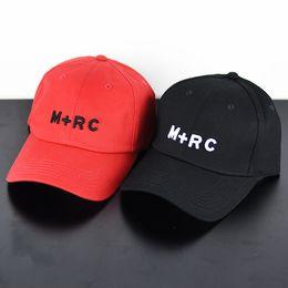 b1890f00c52 2018 men women caps novelty hip hop streetwear kanye west harajuku justin  bieber M+RC fashion snapback hat baseball cap