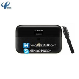 Wholesale Router 3g - Unlocked Original for Hua wei WiFi 2 Pro Cat6 E5885 3G 4G LTE FDD TDD Wireless Pocket WiFi Router With Ethernet Port 6400mAh