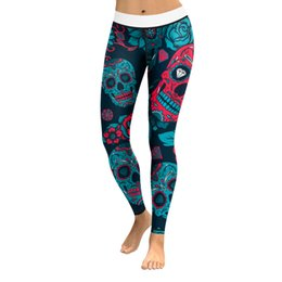 5387da7c4b87c pattern sport leggings yoga pants compression yoga leggings sports woman  gym clothes