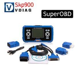 Wholesale Online Ford - 2018 original skp900 key programmer updated online skp 900 support almost all vehicles skp-900 key programmer DHL free shipping