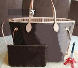 Wholesale black doctors bag - NEW Pink sugao 4 colors lattice 2pcs set fashion handbag Lashes designer handbags tote bag cross body bag women messenger shoulder bag #8897