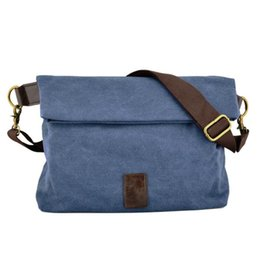 3b828d180b62 Fashion Men Women Canvas Messenger Bag High Quality Crossbody Shoulder Bags  Lady New Brand Duralble For School College Travel
