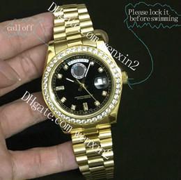 2019 relógio de pulseira chapeada AAA, relógios de diamantes de luxo para homem, designers de topo, chapas de relógio pretas na moda, pulseiras de ouro, descontos, presente de amantes relógio de pulseira chapeada barato