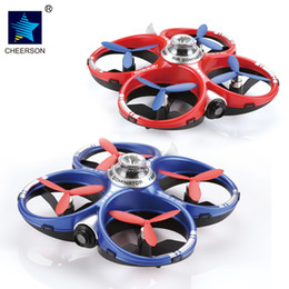 Wholesale Fiber Sensors - Cheerson CX60 Gaming Drones, Smart Phone App, WiFi Control, Infrared Sensors, Single and Duel Game, Agile Performance